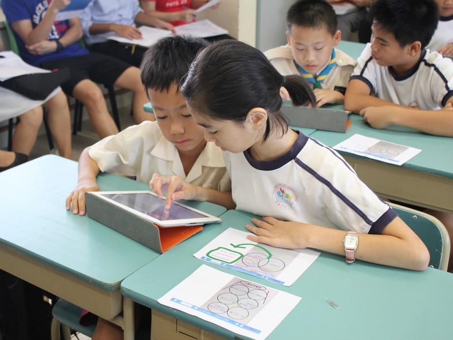 六年級電子學習活動