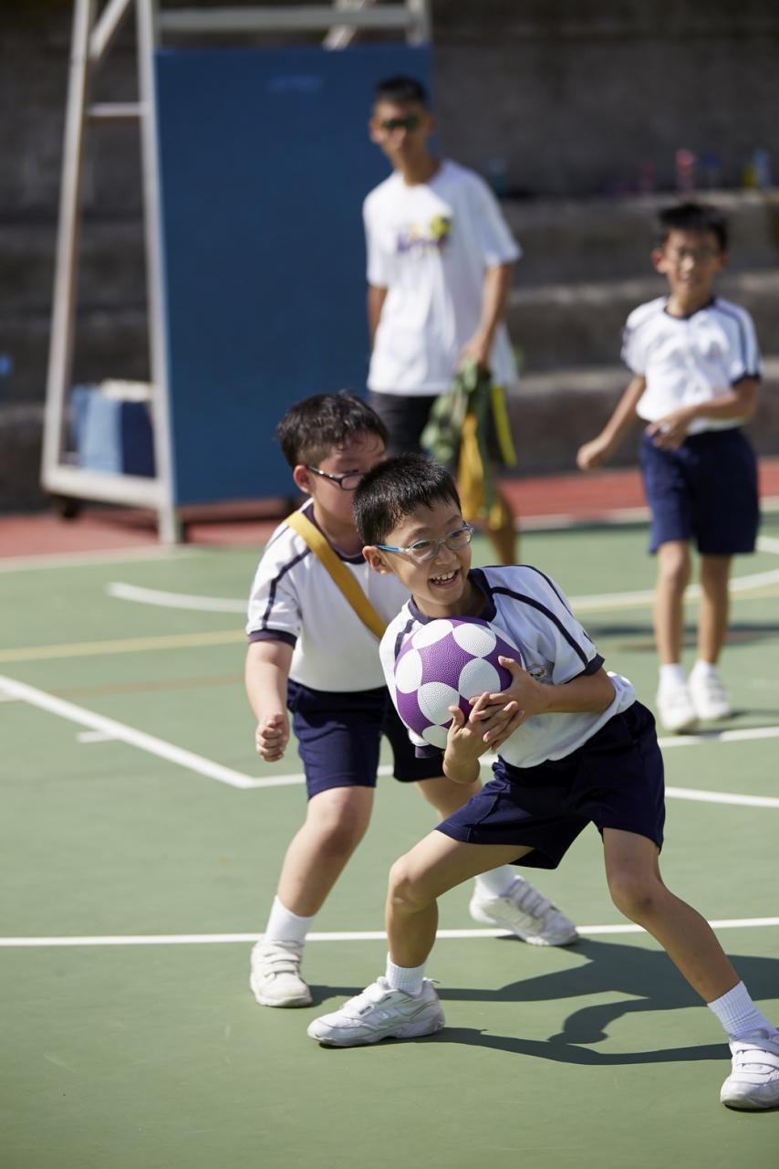 動感校園計劃合球課