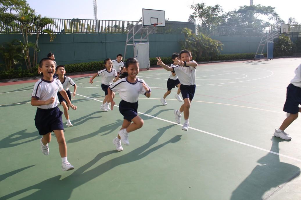 體適能課堂(9分鐘耐力跑)