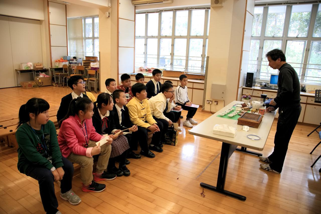 中華文化日-介紹茶道文化
